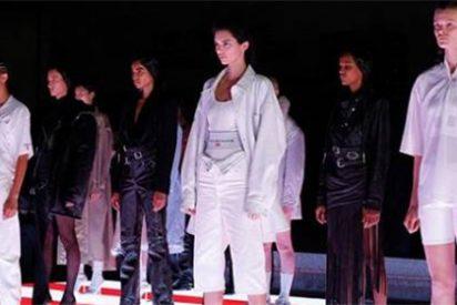 El desfile de ALEXANDER WANG rinde HOMENAJE a la moda AMERICANA