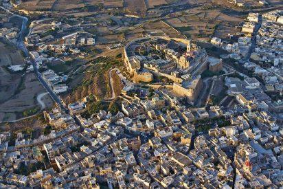 Imagen: Vista aérea de Citadel