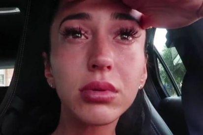 """Aurah Ruiz, otro juguete roto que ha destrozado Telecinco: """"¡Me estoy muriendo!"""""""