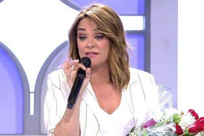 Primeras e impactantes palabras en directo de Toñi Moreno tras confirmarse que está embarazada