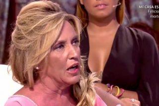 La 'pillada' del siglo en directo: ¿Lydia Lozano va a divorciarse?