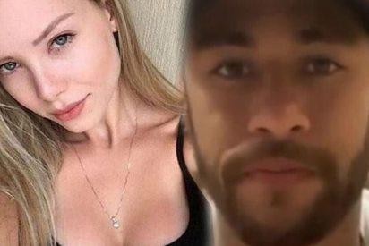 La mujer que denunció a Neymar por violación presenta este vídeo de la supuesta agresión