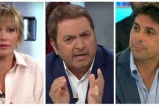 Griso y Castillón se hartan de las manipulaciones mediáticas contra Fran Rivera