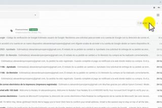 ¿Sabes cómo cambiar la contraseña de tu Gmail fácilmente?
