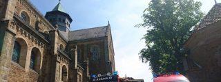 Un informe rocoge 30 ataques contra iglesias en Alemania