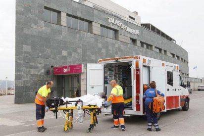 Va al hospital en Gijón y encuentra la muerte de manera horrible en la taza del váter