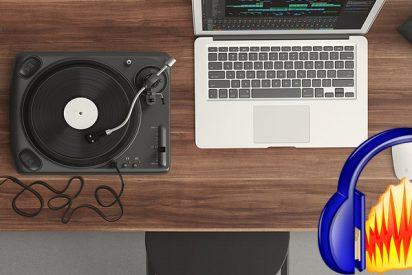 Cómo subir el volumen de un audio con AUDACITY