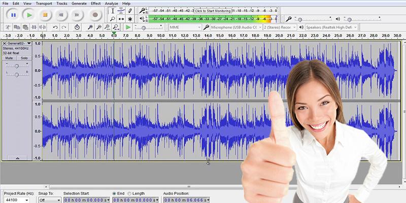 Tutorial fácil: Cómo grabar y arreglar la voz con Auto Tune VST en Audacity