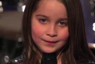 La niña diabólica de 'Got Talent'