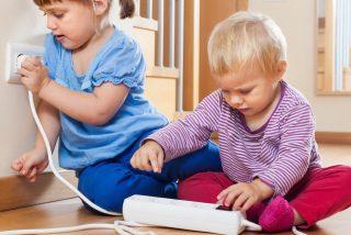 ¿Sabías que los accidentes domésticos son la primera causa de muerte en niños?
