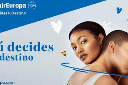 Air Europa participará con una carroza en el acto central de Madrid Orgullo