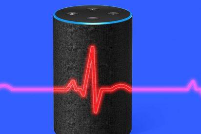 ¿Sabías que Alexa podría detectar un paro cardíaco escuchando tu respiración?