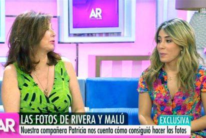 Patricia, 'la becaria' que ha regalado a Ana Rosa las fotos de Albert Rivera y Malú por las que podía haber sacado 50.000 euros