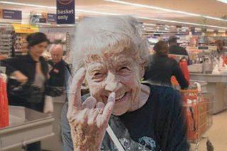 Ancianita de 80 años simula un robo con violencia para recuperar 300 euros que había perdido en el supermercado