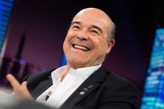 Las nalgas de Antonio Resines se convierten en protagonistas de 'El Hormiguero'