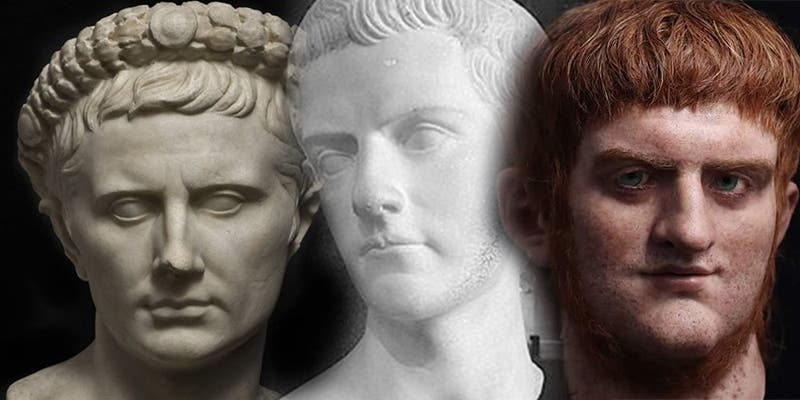 Augusto, Calígula y Nerón: los depravados emperadores que le dieron a Roma lo que les pidió