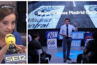 Los malos humos de Pepa Bueno con el nuevo alcalde de Madrid por darle la estocada definitiva al legado de Manuela Carmena