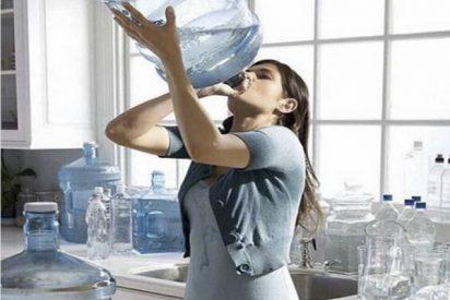 ¿Realmente es higiénico rellenar botellas de plástico?