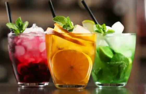 Bebidas sin alcohol para brinda