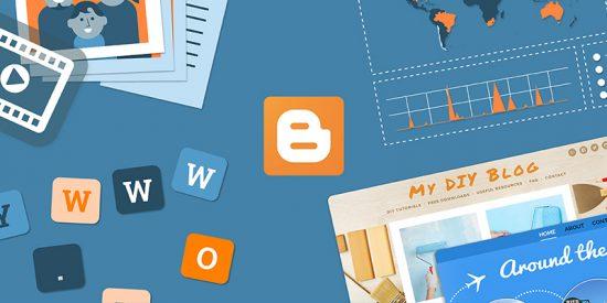 Tutorial: ¿Sabes cómo cambiar el fondo de tu blog en Blogger?