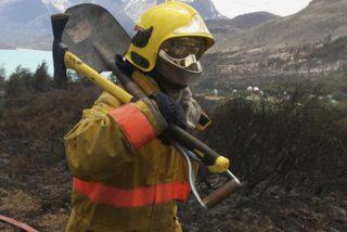Aí fue la emotiva nota dejada por unos bomberos australianos al dueño de una casa que salvaron de las llamas