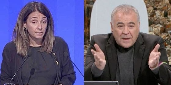 """Los 'indepes' se pasan de nazis en las instituciones y Ferreras monta en cólera: """"¡No nos van a amedrentar!"""""""