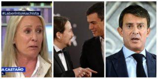 La viuda de Camilo José Cela infla a castañazos a Sánchez, Iglesias, Valls y compañía a los que deja como unos botarates supremos