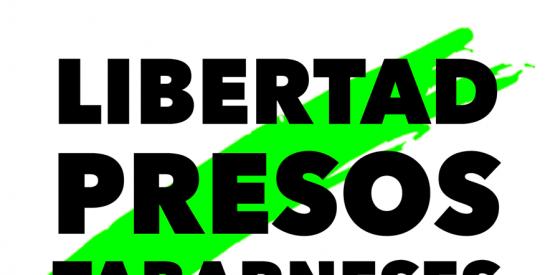 Campaña por la libertad de los presos políticos tabarneses