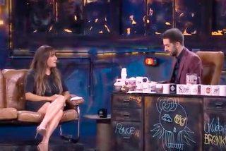 """La actriz Candela Peña continua de promoción criticando a Pablo Motos: """"Fue un brasas"""""""