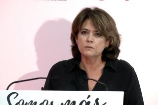 """La desmemoriada Dolores Delgado se las da ahora de moralista después de haber llamado """"maricón"""" a Grande-Marlaska"""