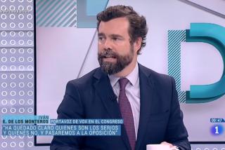 Espinosa de los Monteros tiende la mano al PP en la Comunidad de Madrid y le mete un repaso épico a Ciudadanos