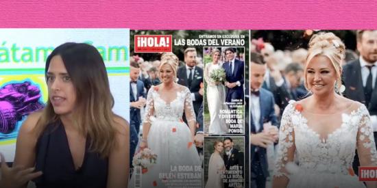 Lo que nadie cuenta de la boda de Belén Esteban: secretos y mentiras que avergüenzan a Telecinco