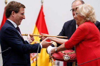 Almeida ya es alcalde de Madrid, Carmena una 'jubilada feliz' y Pepu un sociata cabreado