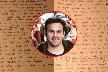 La clara y dura carta de la familia de David contra el policía que dice sonriendo que no lo mataron con violencia