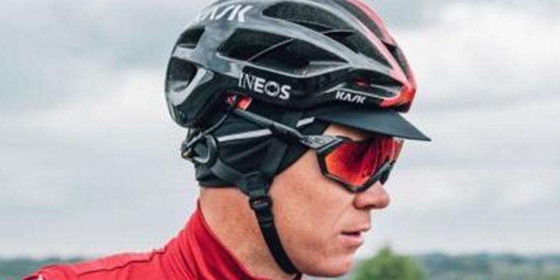 Chris Froome resulta herido tras chocar a gran velocidad contra una pared y se perderá el Tour de Francia