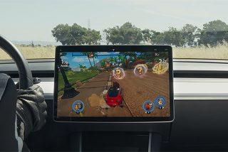 'Tesla Arcade': Elon Musk quiere convertir sus coches eléctricos en consolas de videojuegos