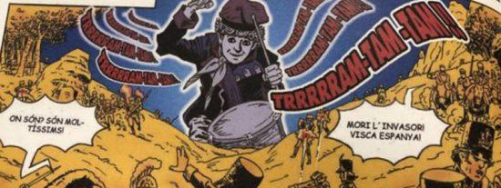 Así es el genial cómic sobre la historia de Cataluña, libre de nacionalismos, que cabrea a los separatistas