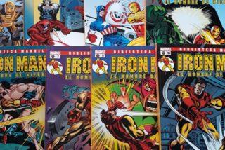 Un hombre vende su colección de cómics de Marvel por £ 350k