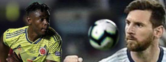 Argentina y Paraguay empatan con un polémico penalti de por medio y Colombia gana su boleto a cuartos de final