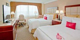 ¿Cuáles son los hoteles más económicos de Houston?