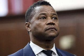 Cuba Gooding Jr se entrega tras ser acusado de acoso sexual