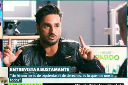 David Bustamante se la 'lía parda' a Cristina Pardo