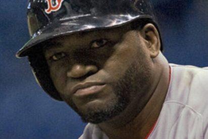 El momento exacto en que disparan contra el ex beisbolista David Ortiz, captado por las cámaras de seguridad