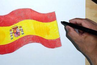 Una profesora de un colegio de Tarrasa agrede a una alumna de 10 años por dibujar la bandera de España