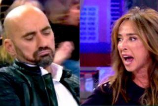 """Diego Arrabal 'crucifica' a María Patiño: """"Eres una mentirosa, con mi pan no se juega"""""""