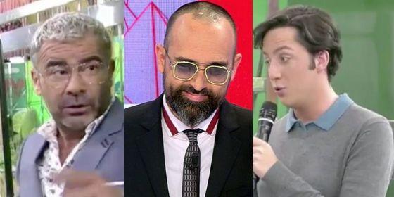 El Pequeño Nicolás se planta en Sálvame repartiendo estacazos con soltura a María Patiño, Jorge Javier… y de paso, a Risto