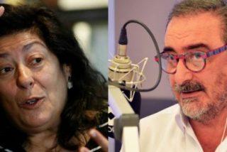 Carlos Herrera se harta de la propaganda comunista y le dedica unas palabras a Almudena Grandes