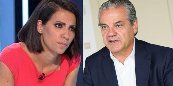 La elegante respuesta del 'ciudadano' Marcos de Quinto a la velada acusación de Ana Pastor deja tiritando Ferreras