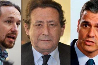 Alfonso Ussía deja en evidencia a Pablo Iglesias al descubrir qué se esconde tras su obsesiva petición de exigir ministerios a Pedro Sánchez