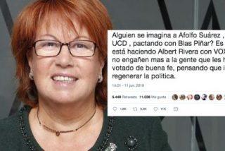 Twitter acorrala a la bocachancla Villacastín por su indisimulado odio a Vox